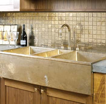 Sinks<BR>ROCKY MOUNTAIN HARDWARE